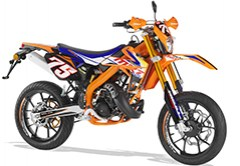 mrt 50 pro 2018 trail orange replica serie